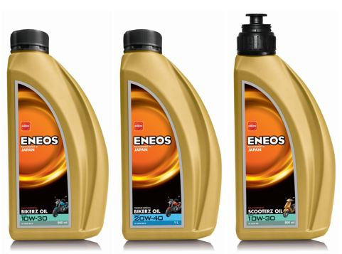 New products of ENEOS 2wheeler oil series launching